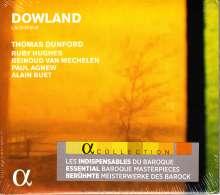 John Dowland (1562-1626): Lachrimae, CD