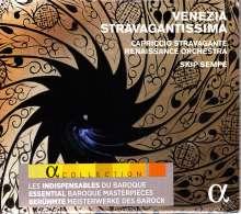 Venezia Stravagantissima, CD