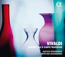 Antonio Vivaldi (1678-1741): Flötenkonzerte RV 427-430,432,434-436,438,440, CD