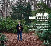 Einojuhani Rautavaara (1928-2016): Violinkonzert, CD
