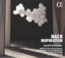 Johann Sebastian Bach (1685-1750): Bach Inspiration, CD