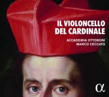 Il Violincello del Cardinale, CD