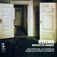 Anton Reicha (1770-1836): Kammermusik, 3 CDs