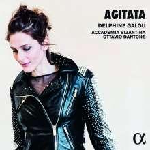 Delphine Galou - Agitata, CD