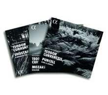 Teodor Currentzis - Alpha Recordings (Exklusiv für jpc), 3 CDs