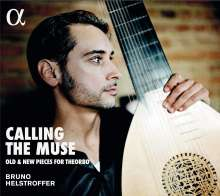 Calling the Muse, CD