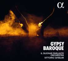 Gypsy Baroque, CD