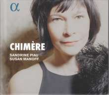 Sandrine Piau - Chimere, CD