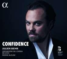 Julien Behr - Confidence, CD
