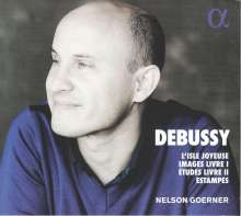 Claude Debussy (1862-1918): Klavierwerke, CD
