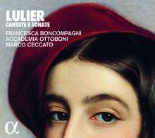 Giovanni Lorenzo Lulier (1662-1700): Cantate e Sonate, CD