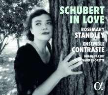 """Franz Schubert (1797-1828): Lieder """"Schubert in Love"""", CD"""