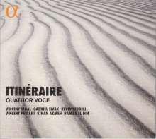 Quatuor Voce - Itineraire, CD