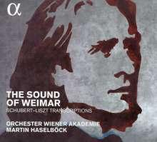 Franz Liszt (1811-1886): Franz Liszt - The Sound of Weimar Vol.7, CD