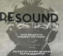 Ludwig van Beethoven (1770-1827): Egmont op.84, 2 CDs