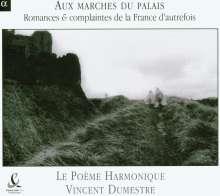 Aux Marches du Palais, CD