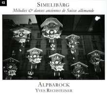 Alpbarock - Simelibärg, CD