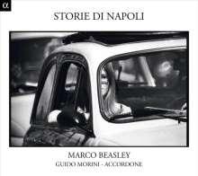 Storie di Napoli, CD