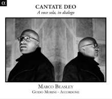 Marco Beasley - Cantate Domino, CD