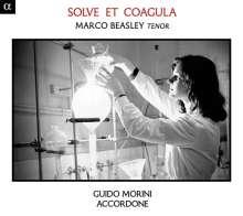 Guido Morini (geb. 1959): Solve et Coagula, CD