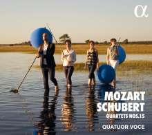 Wolfgang Amadeus Mozart (1756-1791): Streichquartett Nr.15 KV 421, CD