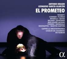 Antonio Draghi (1634-1700): Il Prometeo, 2 CDs