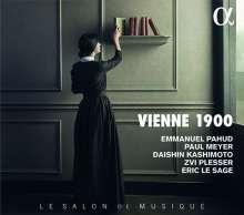 Vienne 1900, 2 CDs