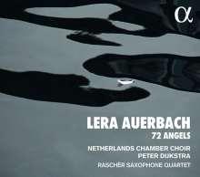 Lera Auerbach (geb. 1973): 72 Angels - In Splendore Lucis, CD
