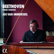 Ludwig van Beethoven (1770-1827): Klaviersonaten Nr.5,7-10,12,14,15,18, 3 CDs