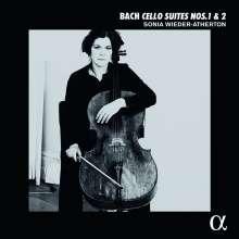 Johann Sebastian Bach (1685-1750): Cellosuiten BWV 1007 & 1008 (180g), 2 LPs