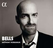 Anthony Romaniuk - Bells, CD