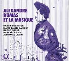 Alexandre Dumas et la Musique, CD