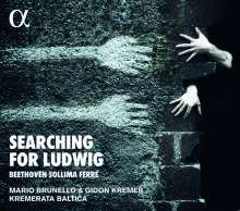 Kremerata Baltica - Searching for Ludwig, CD