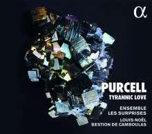 Henry Purcell (1659-1695): Tyrannic Love (Arien & Instrumentalwerke), CD