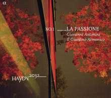Joseph Haydn (1732-1809): Haydn-Symphonien-Edition 2032 Vol.1 - La Passione, CD