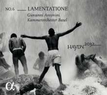 Joseph Haydn (1732-1809): Haydn-Symphonien-Edition 2032 Vol.6 - Lamentatione, CD