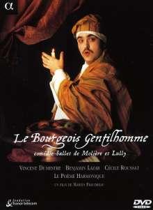 Jean-Baptiste Lully (1632-1687): Le Bourgeois Gentilhomme (Ballettmusik), 2 DVDs