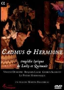Jean-Baptiste Lully (1632-1687): Cadmus & Hermione, DVD