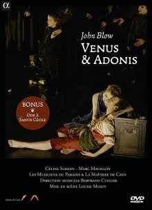 John Blow (1649-1708): Venus and Adonis, DVD