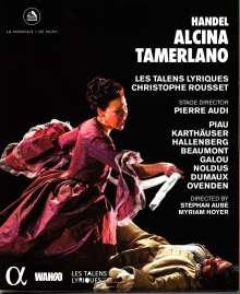Georg Friedrich Händel (1685-1759): Alcina, 2 Blu-ray Discs