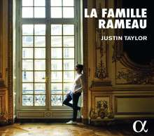 Justin Taylor - La Famille Rameau, CD