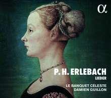 """Philipp Heinrich Erlebach (1657-1714): Arien-Sammlung """"Harmonische Freude Musicalischer Freunde"""", CD"""