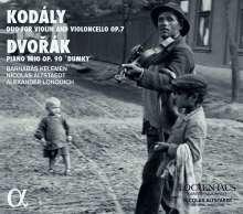 Zoltan Kodaly (1882-1967): Duo für Cello & Violine op.7, CD
