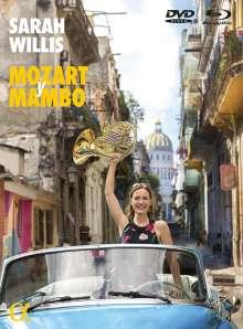 Sarah Willis - Mozart y Mambo (Live aus dem Oratorio San Felipe Neri Havana), 1 Blu-ray Disc und 1 DVD