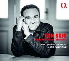 Jörg Widmann (geb. 1973): Con Brio, CD