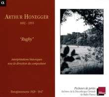"""Arthur Honegger (1892-1955): Symphonie Nr.3 """"Liturgique"""", CD"""