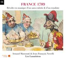 France 1789, CD