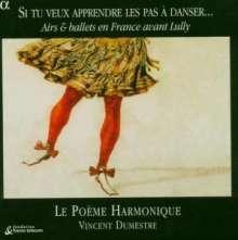 Anthoine Boesset (1586-1643): Je Meurs sans Mourir, 3 CDs