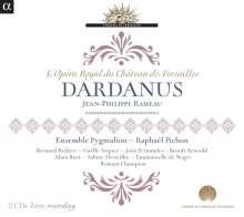 Jean Philippe Rameau (1683-1764): Dardanus, 2 CDs