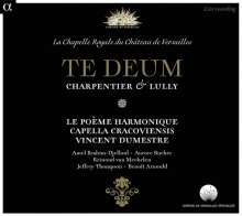 Jean-Baptiste Lully (1632-1687): Te Deum, CD